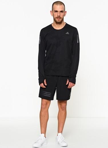 adidas Uzun Kollu Tişört Siyah